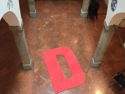 1. KUNSTTRANSPORT Museum der Moderne/Rupertinum Salzburg